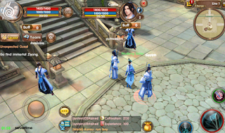 Age of Wushu Dynasty Mod Apk Full Unlocked