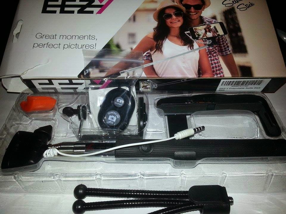 Rambling Thoughts, video review, EEZY Selfie Stick, Product Review, Review,