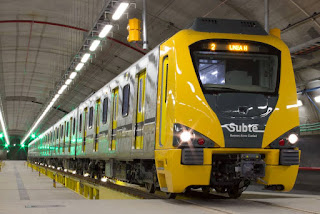 Nuevos Coches Alstom para la línea D