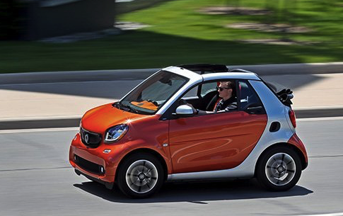 2017 Smart Fortwo Cabriolet Automatic Review