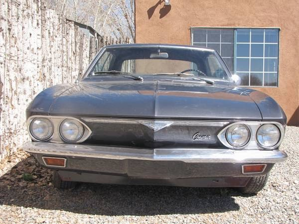 1966 Chevrolet Corvair Monza Auto Restorationice