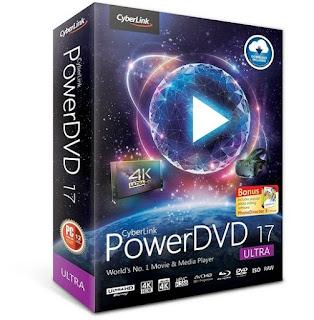 CyberLink PowerDVD Ultra 17.0.1726.60+Instrucciones para Activar (Español)