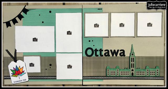 Canada layout