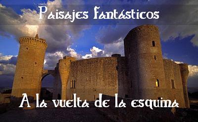 Castillo de Bellver, Paisajes fantásticos que te rodean