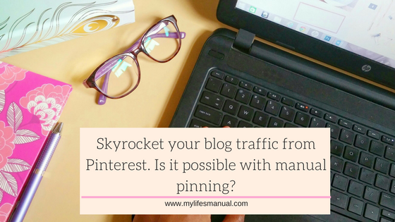 Increase your blog traffic using Pinterest