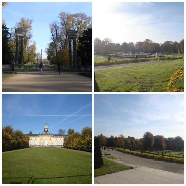 Parque Sanssouci, Potsdam