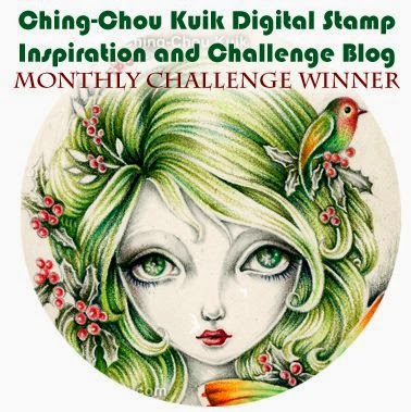 Artist Choice Award Ching-Chou Kuik Blog Challenge