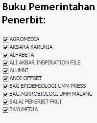 Buku Pemerintahan Agromedia, Akasara, Alfabeta, Ali, Alumni, Andi, Epidemologi Online Murah
