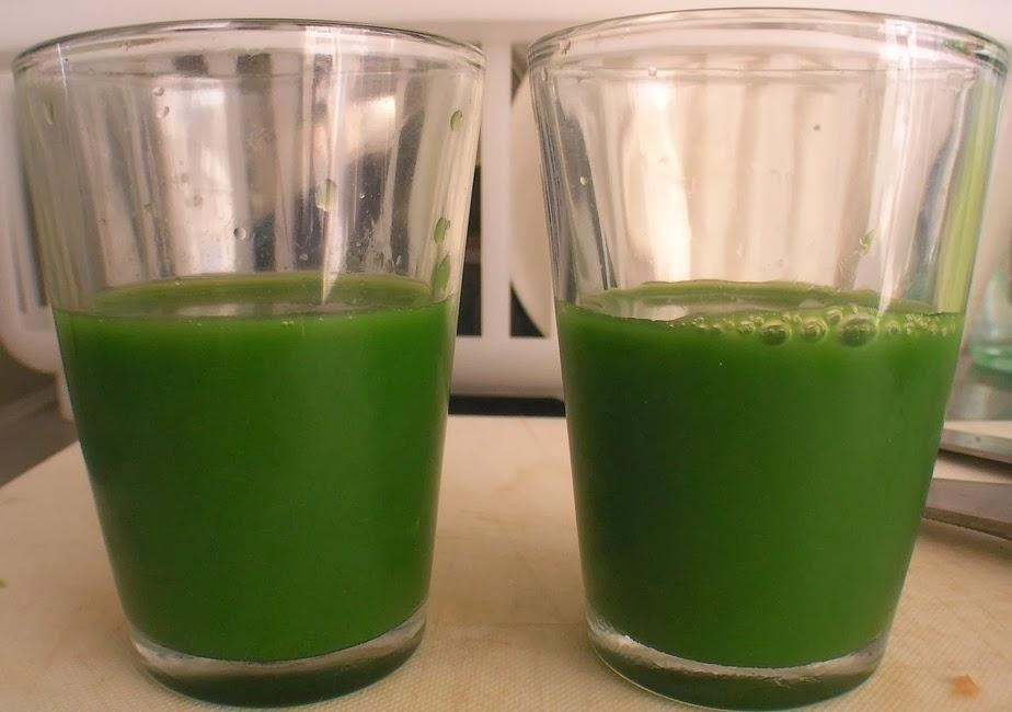 Cerita Wajan : Resep Jus Kemangi (Sweet Basil Juice Recipe)