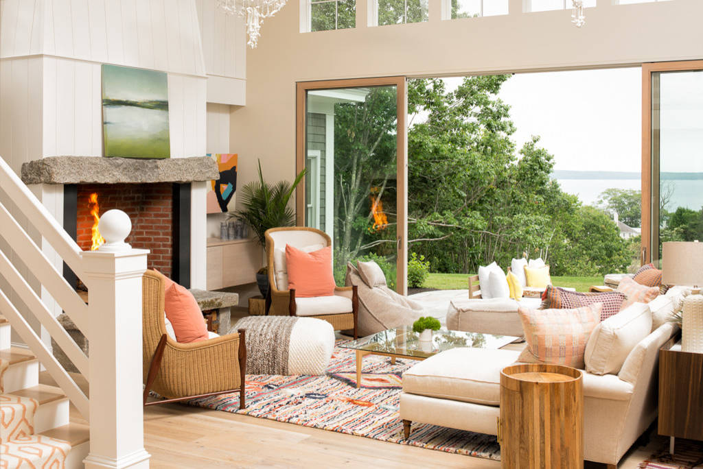 everyone definitely wants to have a cozy and warm house to live in with their beloved family not infrequently if the style of modern interior design is - Rustic Interior Design Ideas