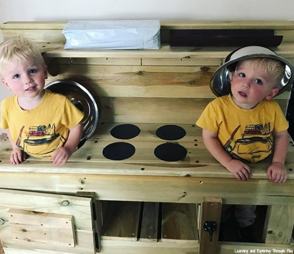 Learning And Exploring Through Play Mud Kitchen Review