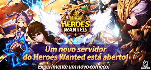 Heroes Wanted - Quest RPG v1.3.0.33730 APK Mod [Ataque / Defesa / HP]