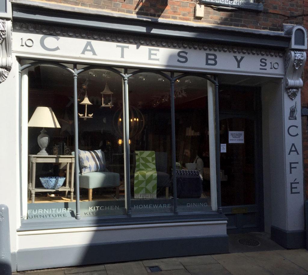 Catesbys Cambridge Blogger Meet Up
