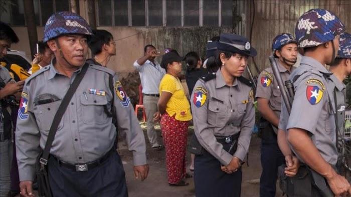 Kelompok Garis Keras Myanmar Boikot Perayaan Maulid Nabi Muhammad di Shan Kone, Yangon