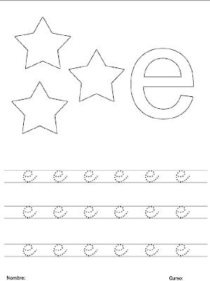 Material De Isaac Para Educacion Especial Fichas Las Vocales A E I O U
