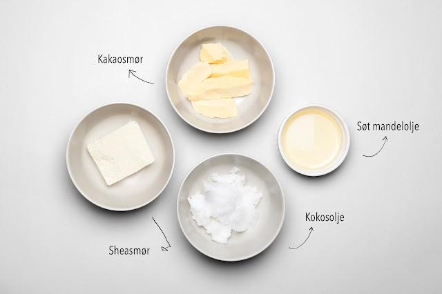 Hjemmelaget body butter ©lessismorediy / Lena Isaksen