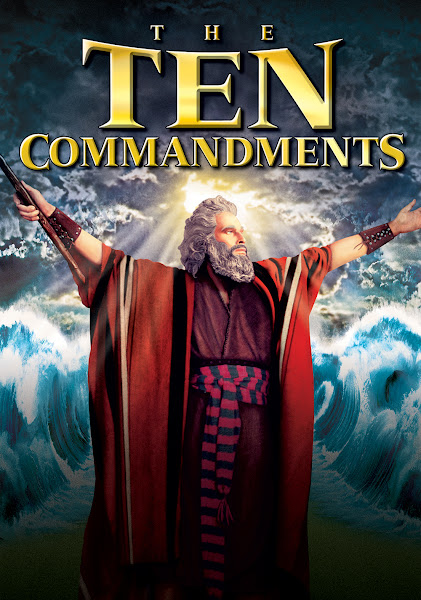 The Ten Commandments (1956) Dual Audio Hindi 650MB BluRay 480p ESubs Download
