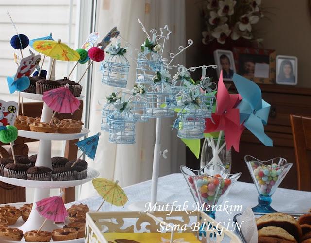 Doğum Günü Pastaları ve Kutlama Hazırlıkları İçin İpuçları