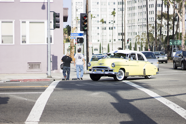 Long Beach streets