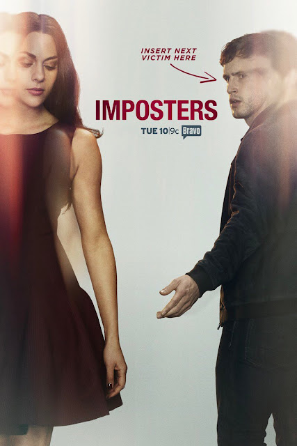 Imposters (2017-) ταινιες online seires oipeirates greek subs