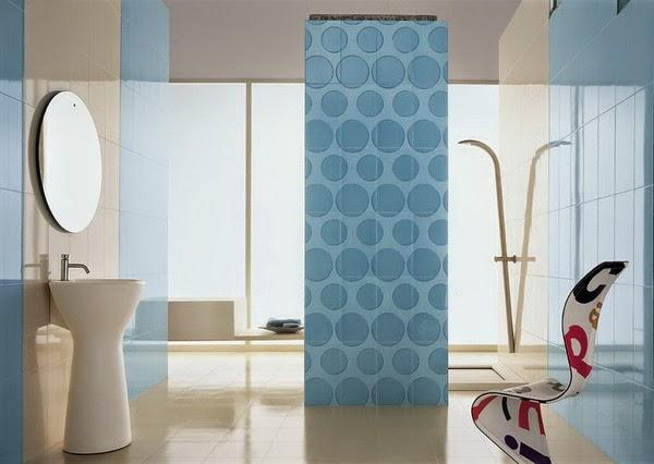 Blue Bathroom Design Ideas 10