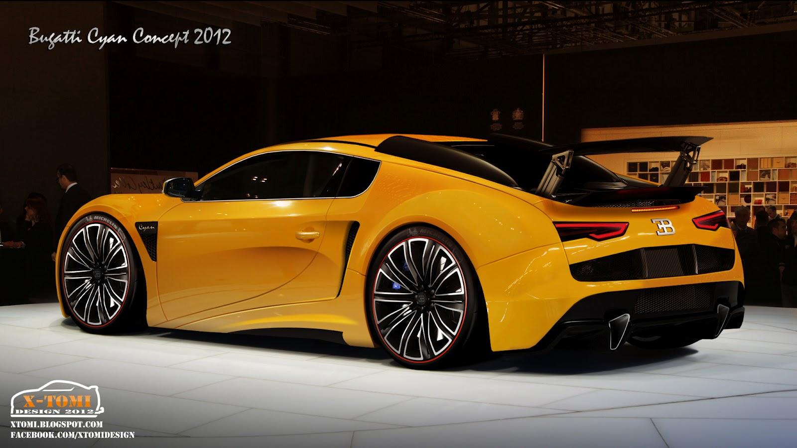 Lamborghini Aventador Cars Wallpapers X Tomi Design Bugatti Cyan Concept 2012