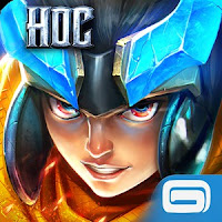 Heroes of Order & Chaos MOD APK Terbaru v3.5.0n Hack Unlimited Money