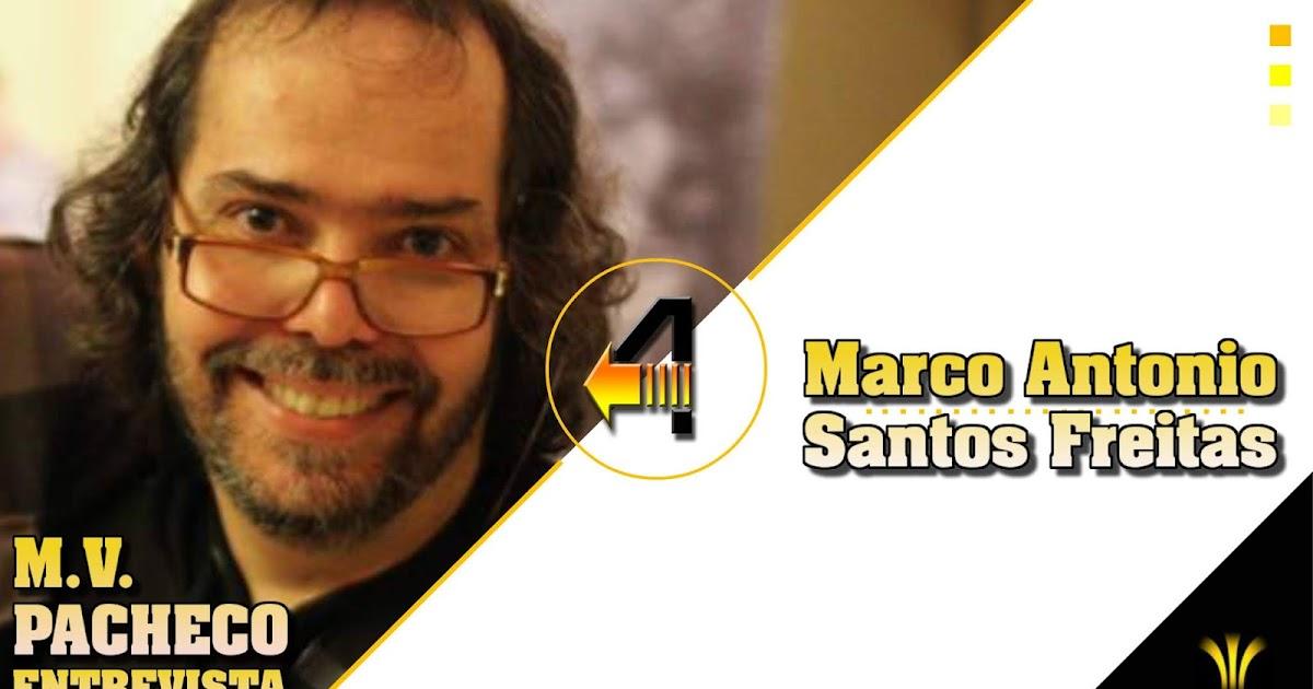 Tem Na Web - MARCO ANTONIO SANTOS FREITAS - RESPONDE ÀS 7 PERGUNTAS CAPITAIS