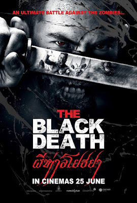 The Black Death 2015 DVD Custom NTSC Sub