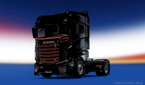 New Scania R1000 Reworked by KacaK v3.0