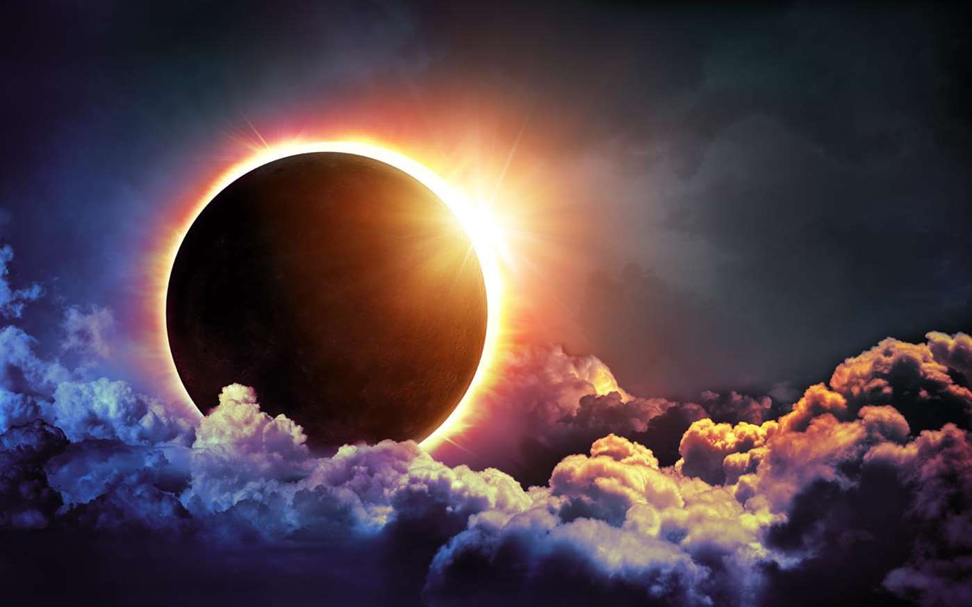 Download The Solar Eclipse, Tema per Windows 10