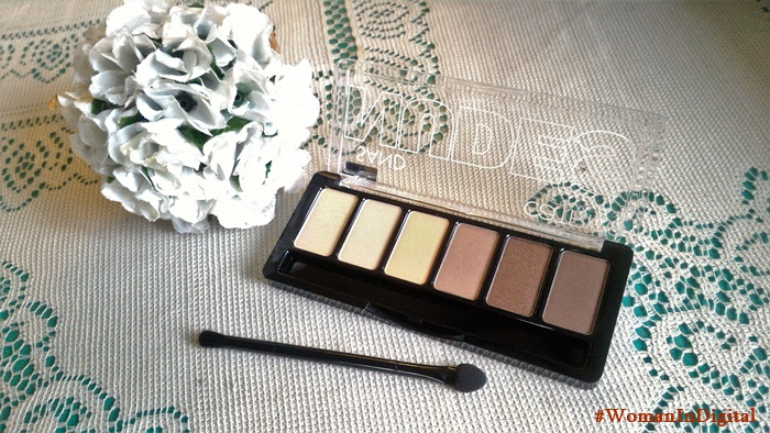 Woman-In-Digital / Catrice Sand Nude Eyeshadow palette