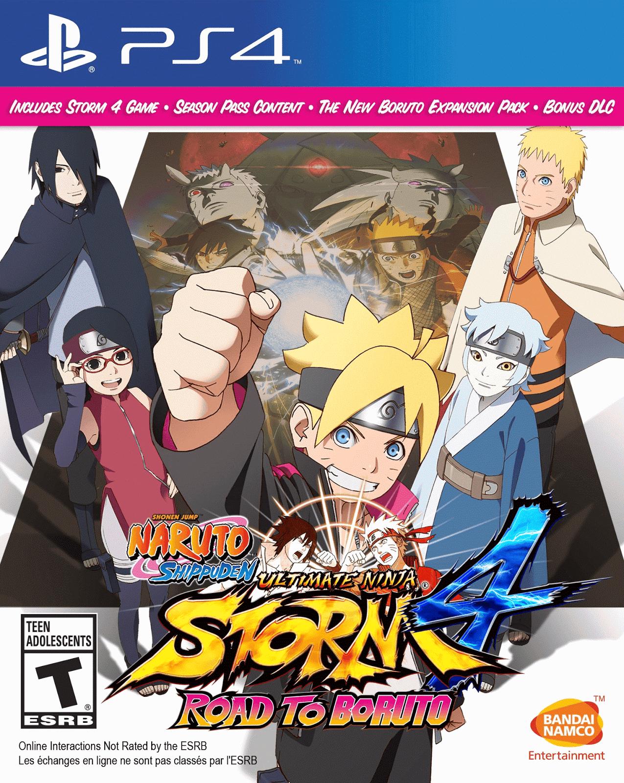 Juegos De Naruto Para PS4 PlayStation 4 Naruto Datos