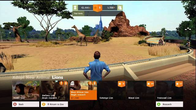 Download Zoo Tycoon Ultimate Animal Collection PC Gameplay