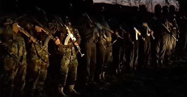 Наружани шиптарски терористи на сру КиМ (ВИДЕО)