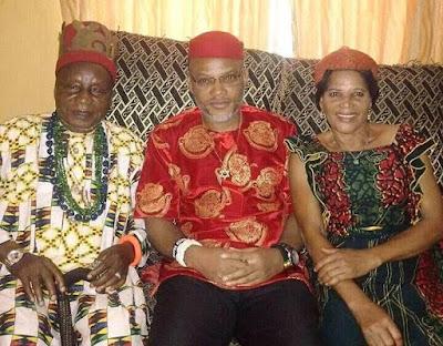 Nnamdi Kanu - Biafra news 6th May 2017