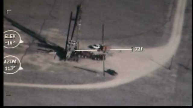 Kathryn's Report: Oil field thieves hunted from the sky