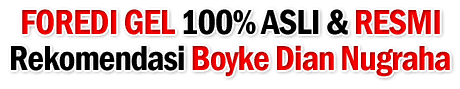 herbal boyke produk ABE FOREDI