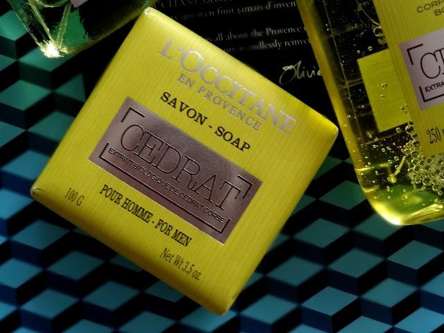 L'Occitane Cedrat Deluxe Set