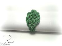 plantillas para hacer  nudos celtas para bisutería