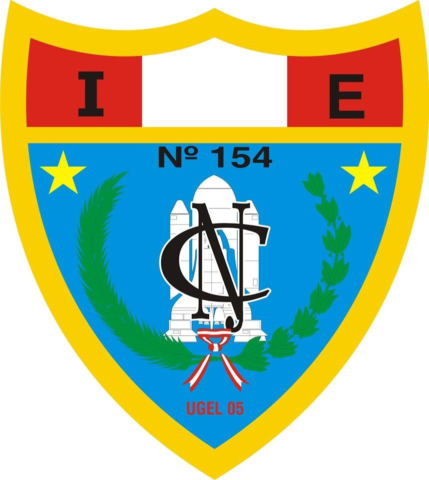 insignia colegio 154