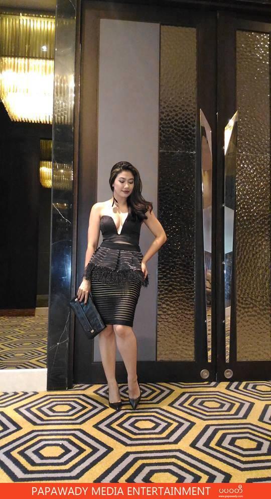 thinzar wint kyaw march photoshoot 13 - Myanmar Celebrity Facebook