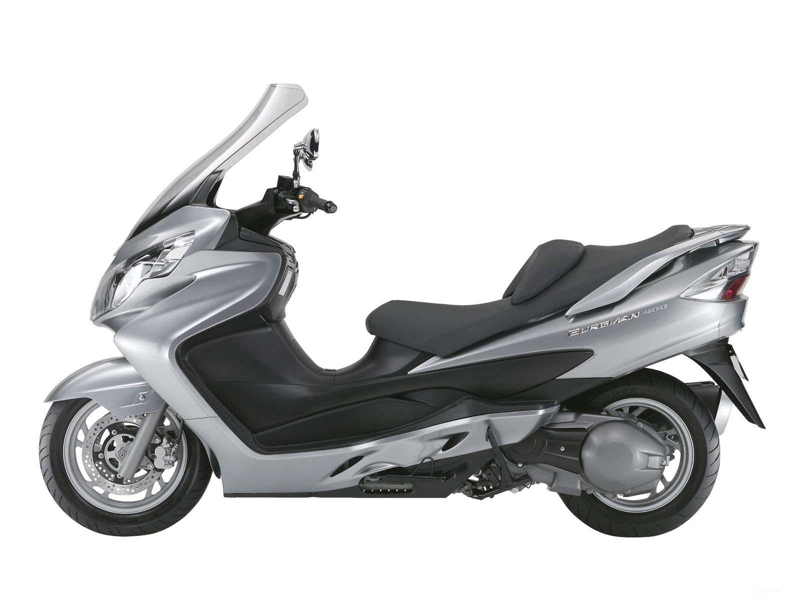 2007 Suzuki Burgman 400 Scooter Pictures Insurance