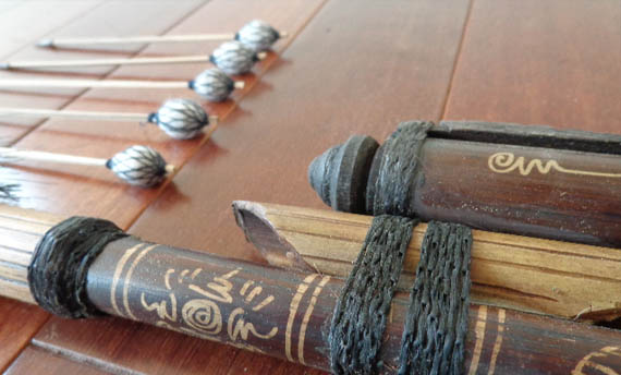 Senjata Tradisional Jawa Tengah - Thulup