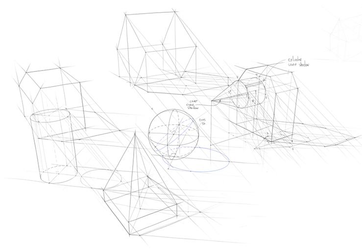 Rom-ko's sketchbook: Return to the fundamentals 7