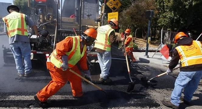 Εργασίες αποκατάστασης της επαρχιακής οδού Σταυρού – Ολυμπιάδας