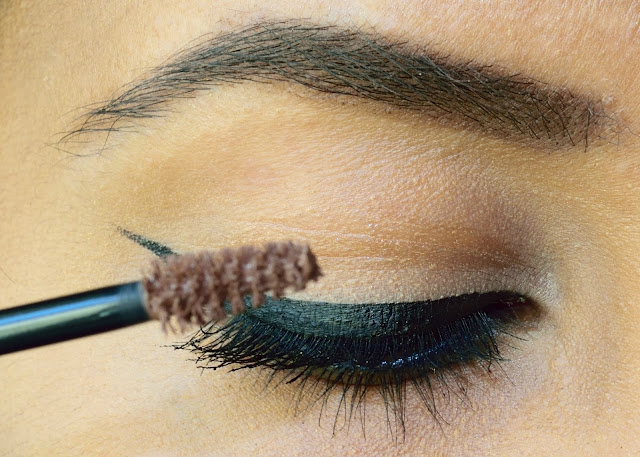 Brows with MAC Espresso and Brow Set in Quiet Brunette - My Everyday Brow Routine