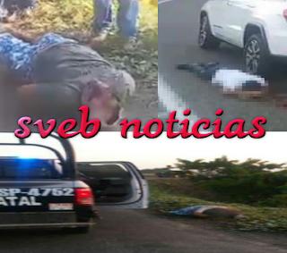 Narcoviolencia lleva 3 ejecutados este Martes en la zona Norte de Veracruz