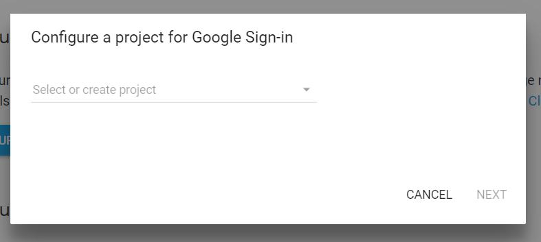 Android App 存取Google 雲端硬碟(Google Drive)