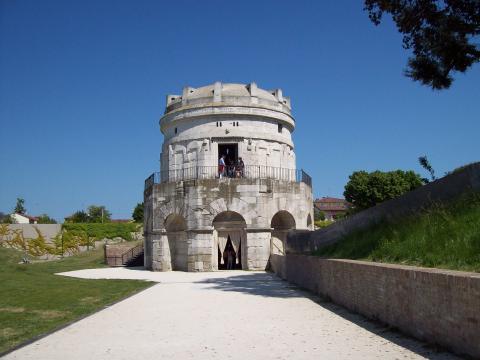 tutto musei Mausoleo di Teodorico  Ravenna